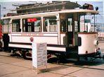 Oldtimer der Bonner Straßenbahnen
