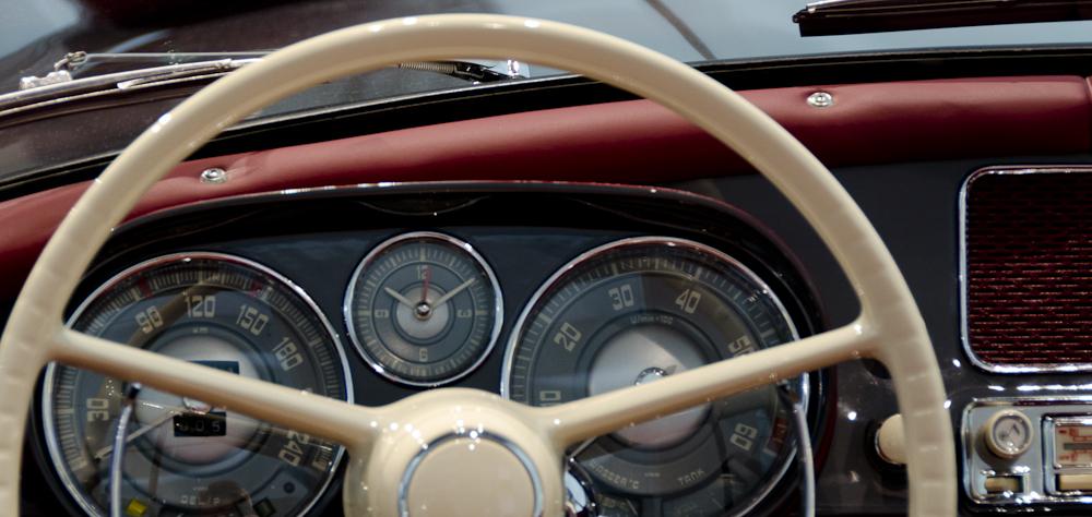 Oldtimer - Fahrerfeeling
