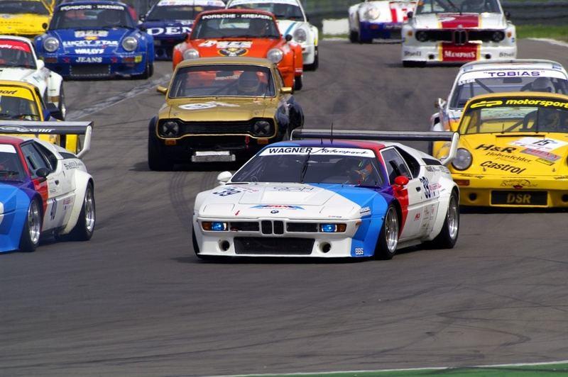 Oldtimer GP 2006 auf dem Nürburgring - 2