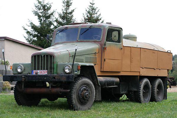 Oldtimer IFA G5