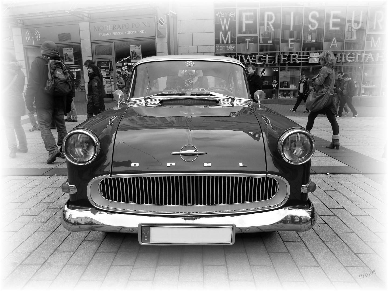 Oldtimer in Bochum
