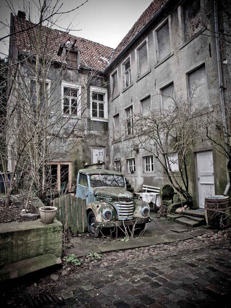 Oldtimer in Burgsteinfurt
