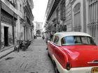 Oldtimer in Trinidad, Kuba