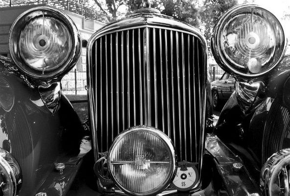 Oldtimer - Jaguar