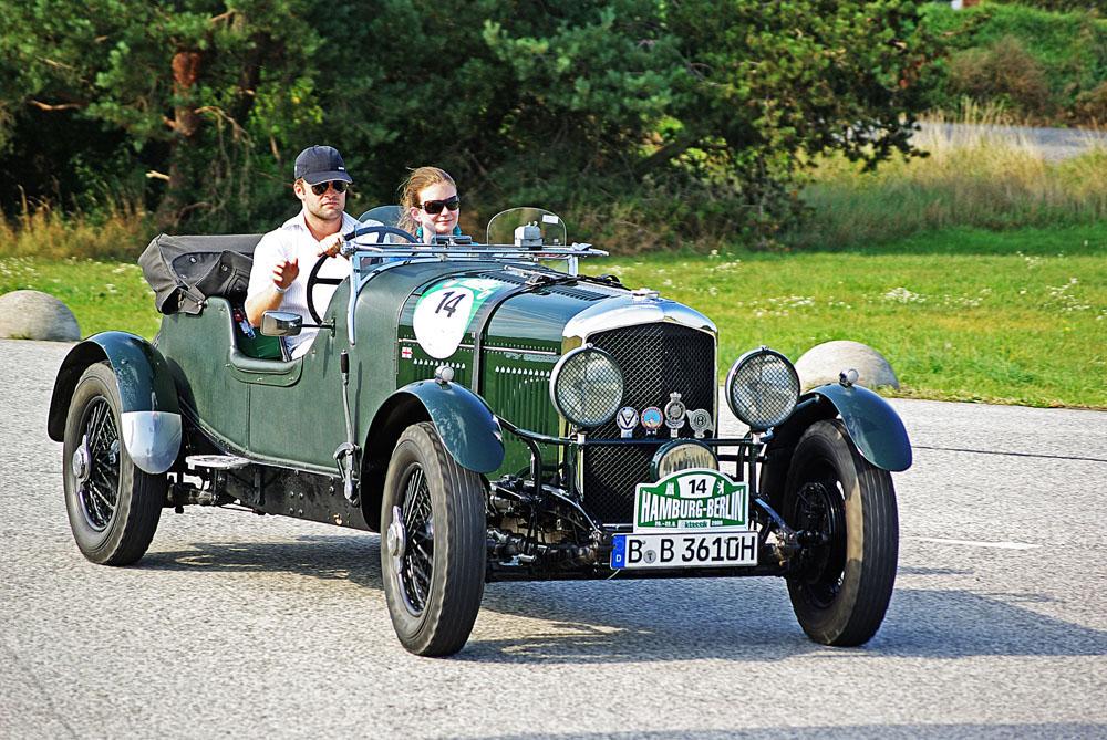 Oldtimer-Rallye im Norden 01