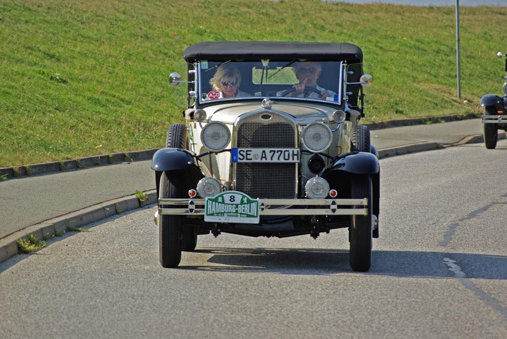 Oldtimer-Rallye im Norden 04