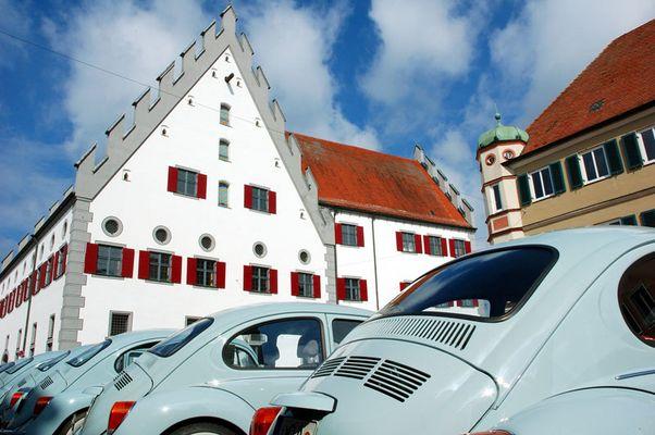 Oldtimer-Schau in der Stadtmitte Donauwörth_5
