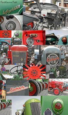 Oldtimer-Traktorentreff Collage