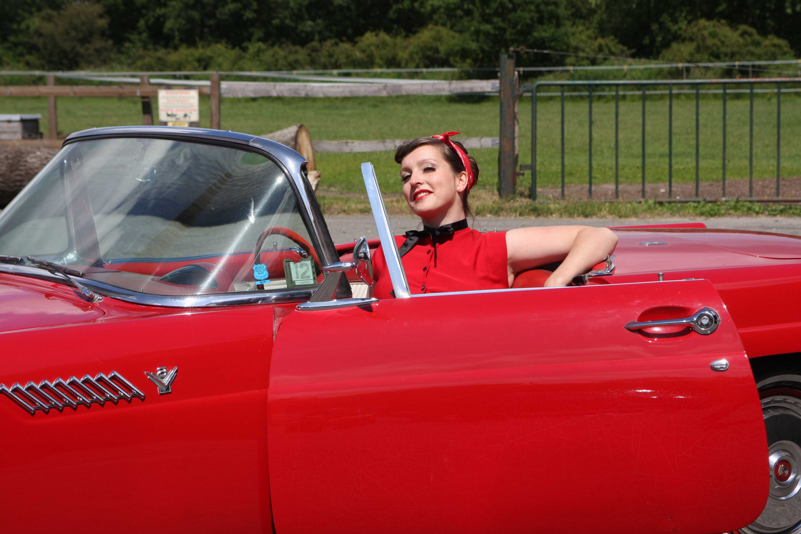Oldtimer.....Retro Pin Up