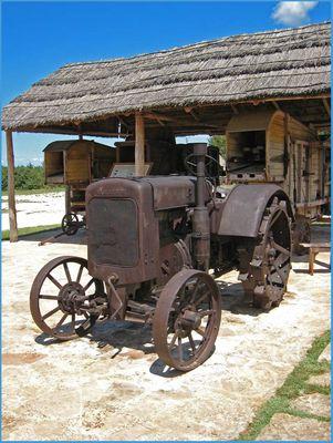 Oldy-Traktor...