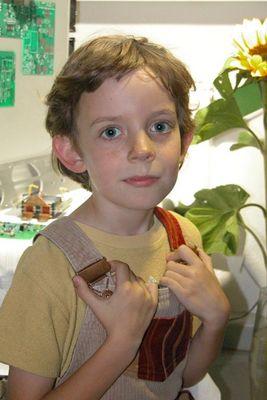 Ole, 7 Jahre alt