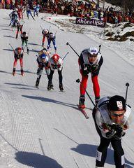 Ole Einar Bjørndalen médaille d'argent 20Km JO Vencouver