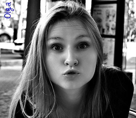 Olga in the City
