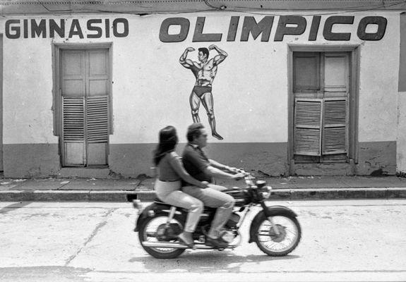 Olimpico Mano