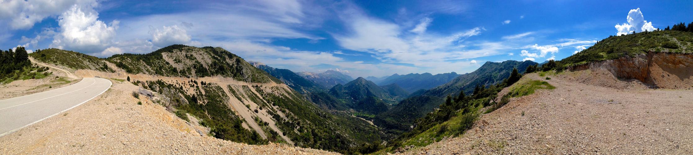 Olitska mountains