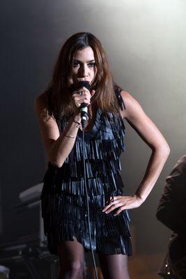 Olivia Ruiz en concert a Agen