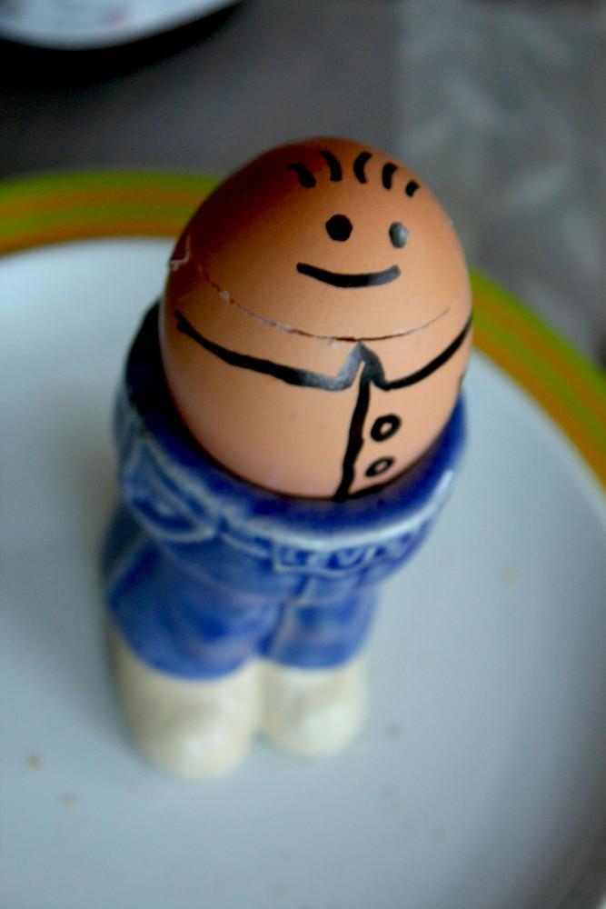 olli, das frühstücksei