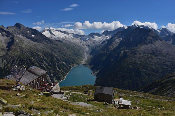 Olpererhütte 2388m