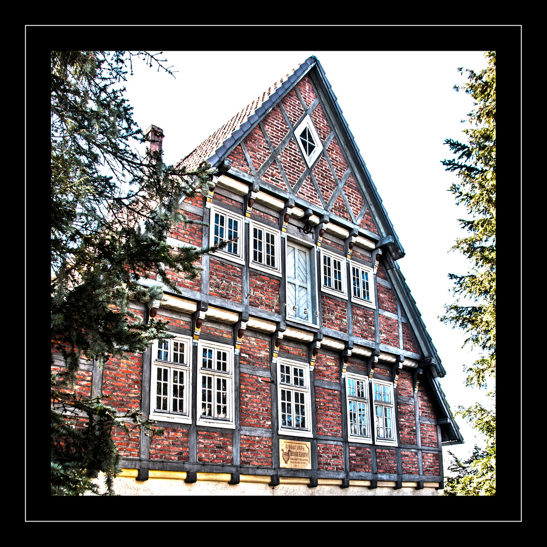 Olsberg - Haus Heinrich Kropff 1924