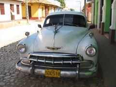 Oltimer in Trinidad / Cuba