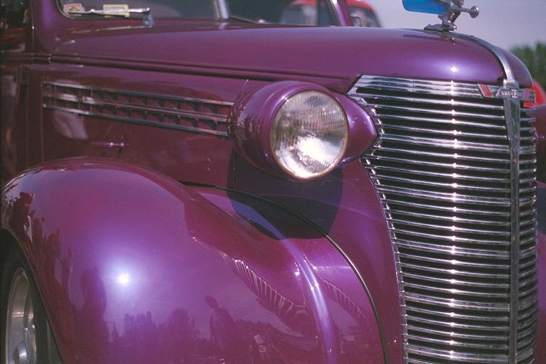 Oltimer violett