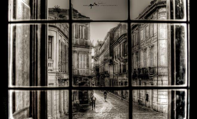 ...oltre la finestra