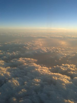 Oltre le nuvole...