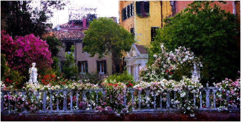oltre quel giardino...................................