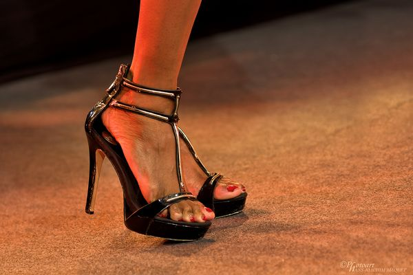 Olvido Castellanos High Heels