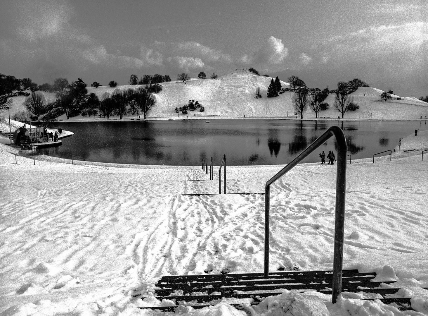 Olympia im Winter