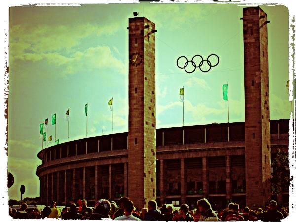 Olympia- Stadion - 12 Mai 2012 (DFB Pokalfinale)