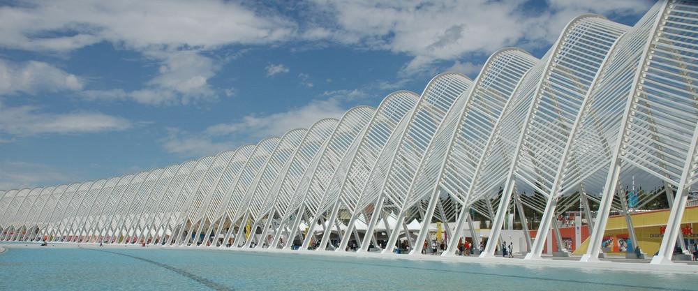 Olympiagelände Athen