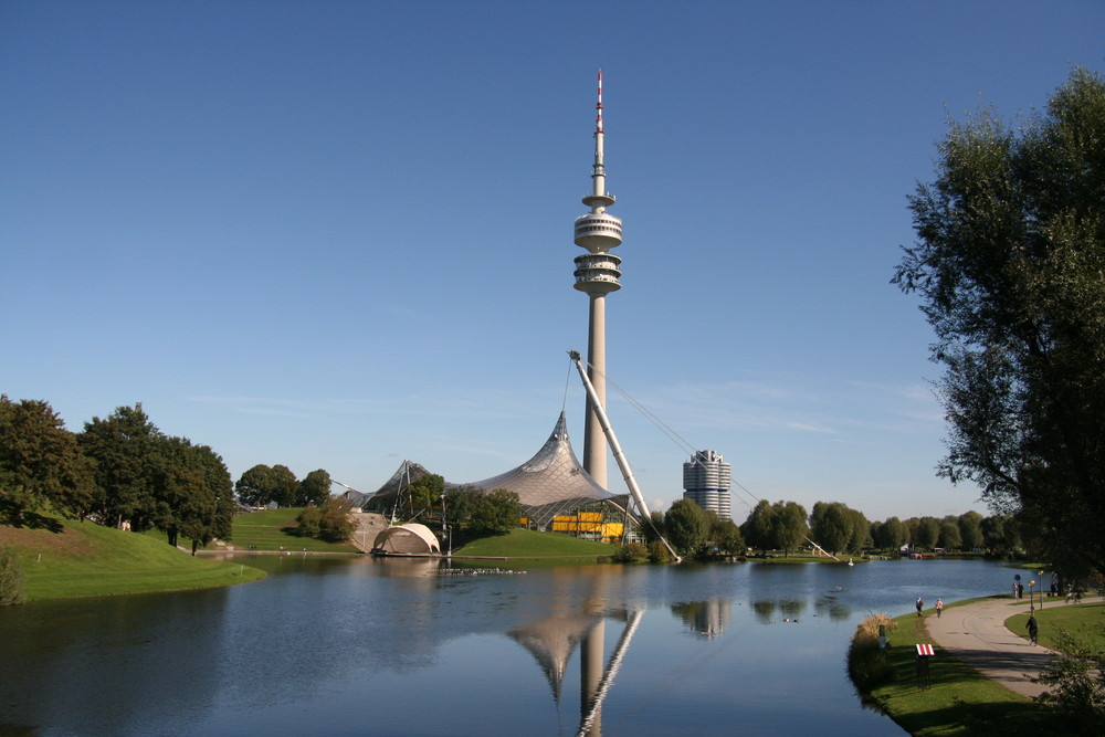 Olympiapark in München