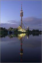Olympiapark Sunset