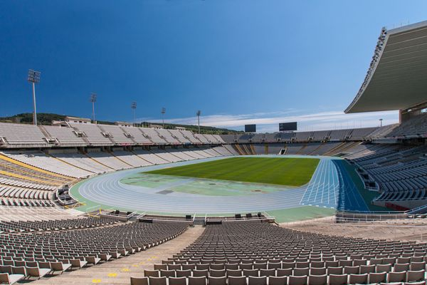 Olympiastadion 1992