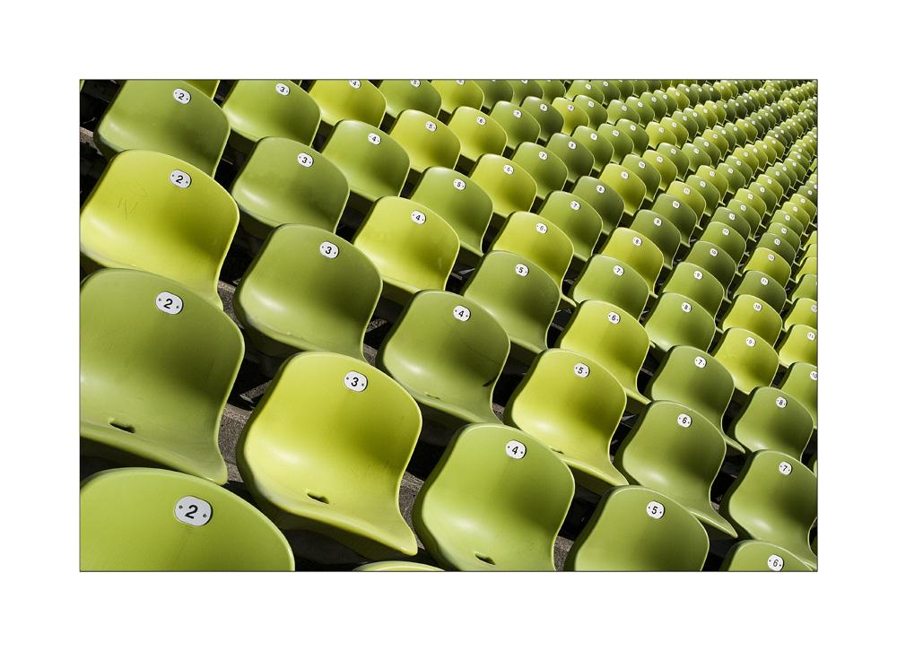 Olympiastadion...