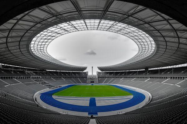 Olympiastadion Berlin -2-