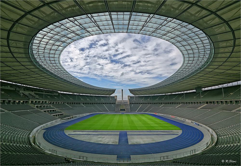 Olympiastadion Berlin 2