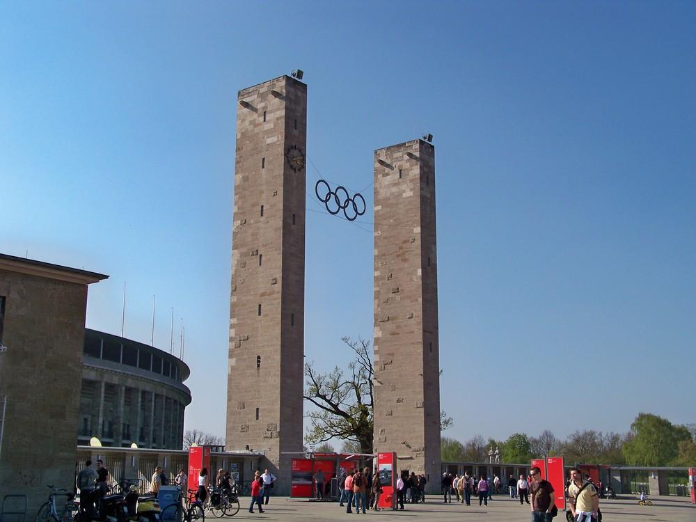 Olympiastadion Berlin 2009
