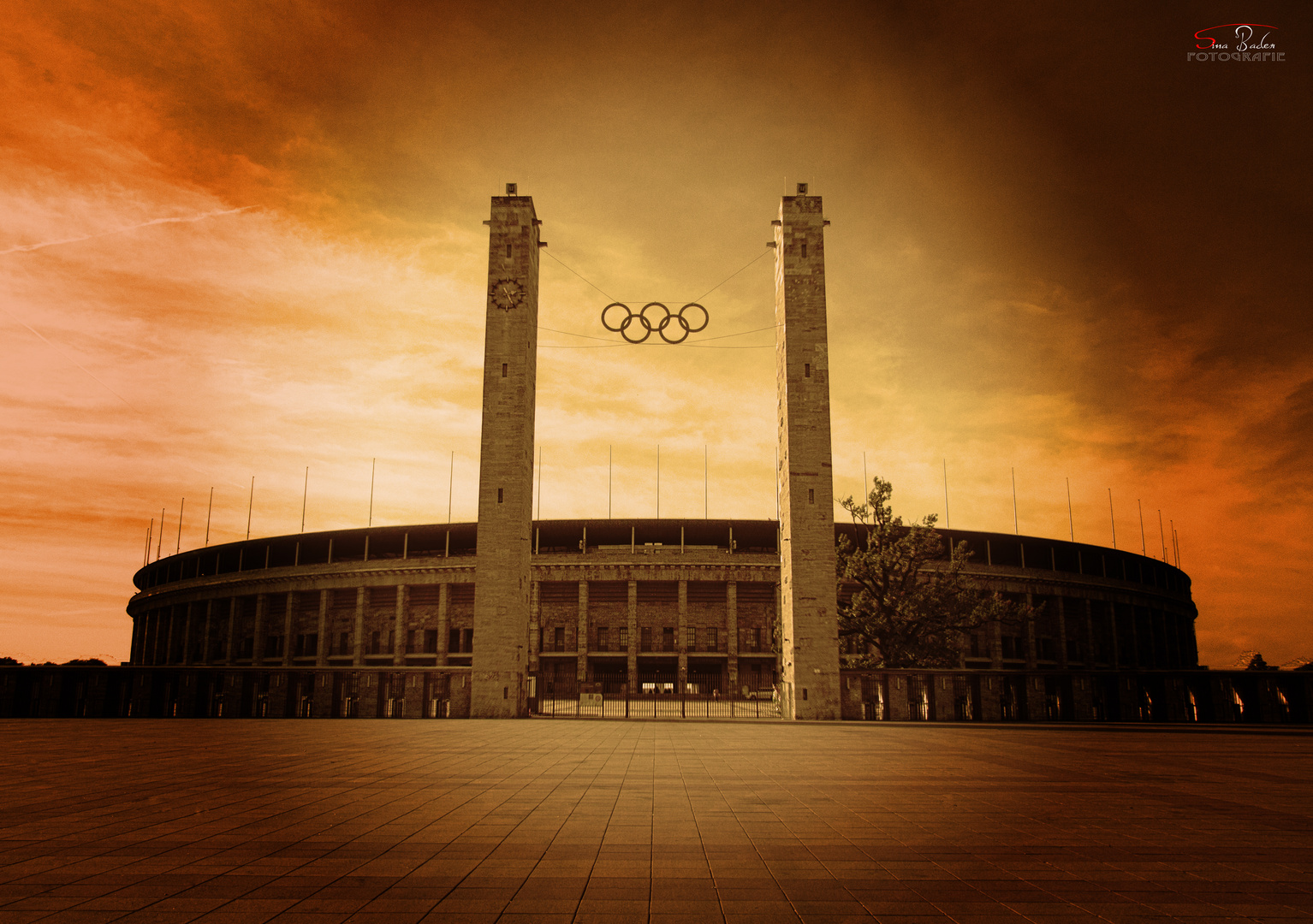 Olympiastadion Berlin - Germany