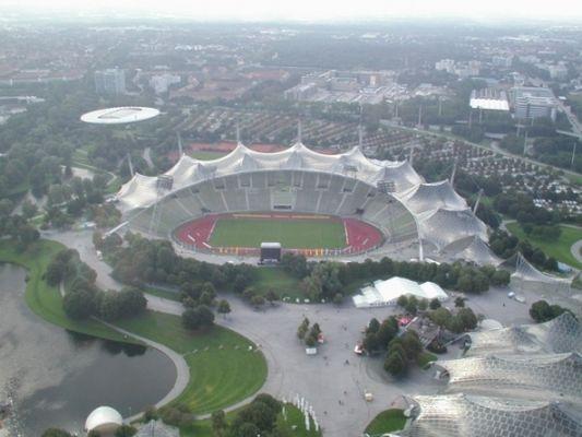Olympiastadion München...