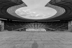 Olympiastadium infield