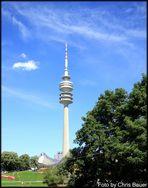 Olympiaturm in München