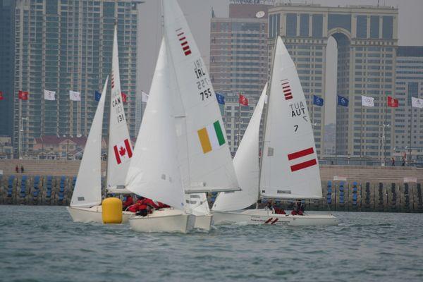 Olympic Test Event . 2008 IFDS Qingdao International Regatta