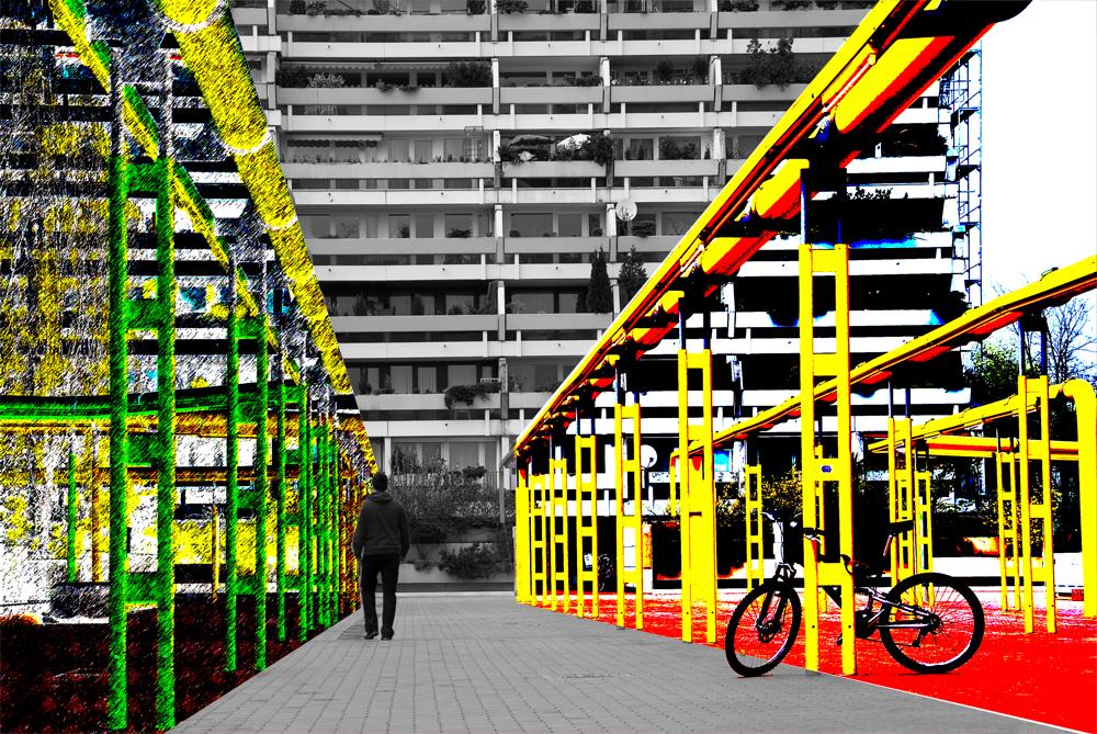 Olympisches Dorf München III