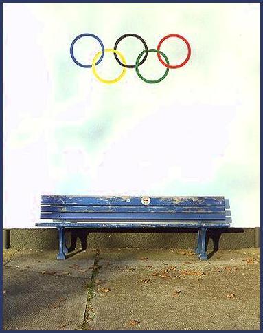 Olympisches Sitzen