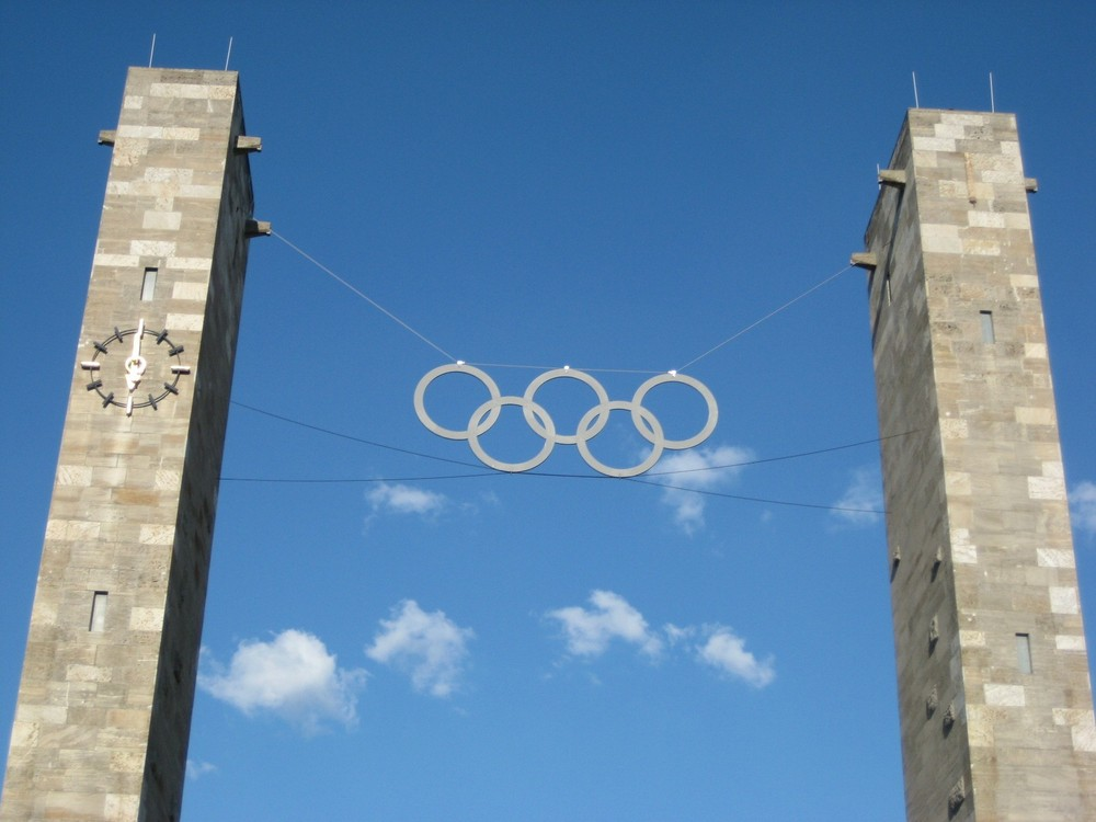 Olympisches Tor 2008