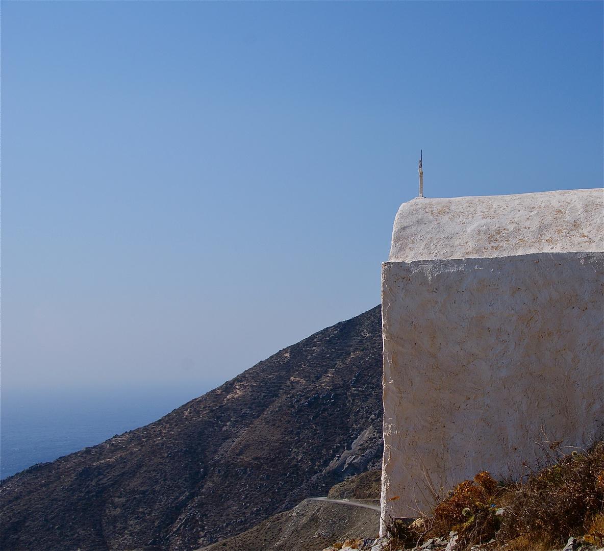 olympos, karpathos greece 2009