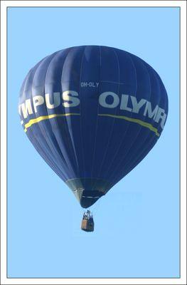 Olympus Heißluftballon