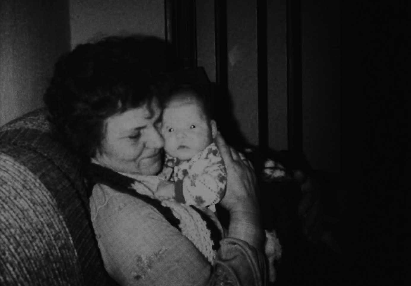 Oma und ich 1981